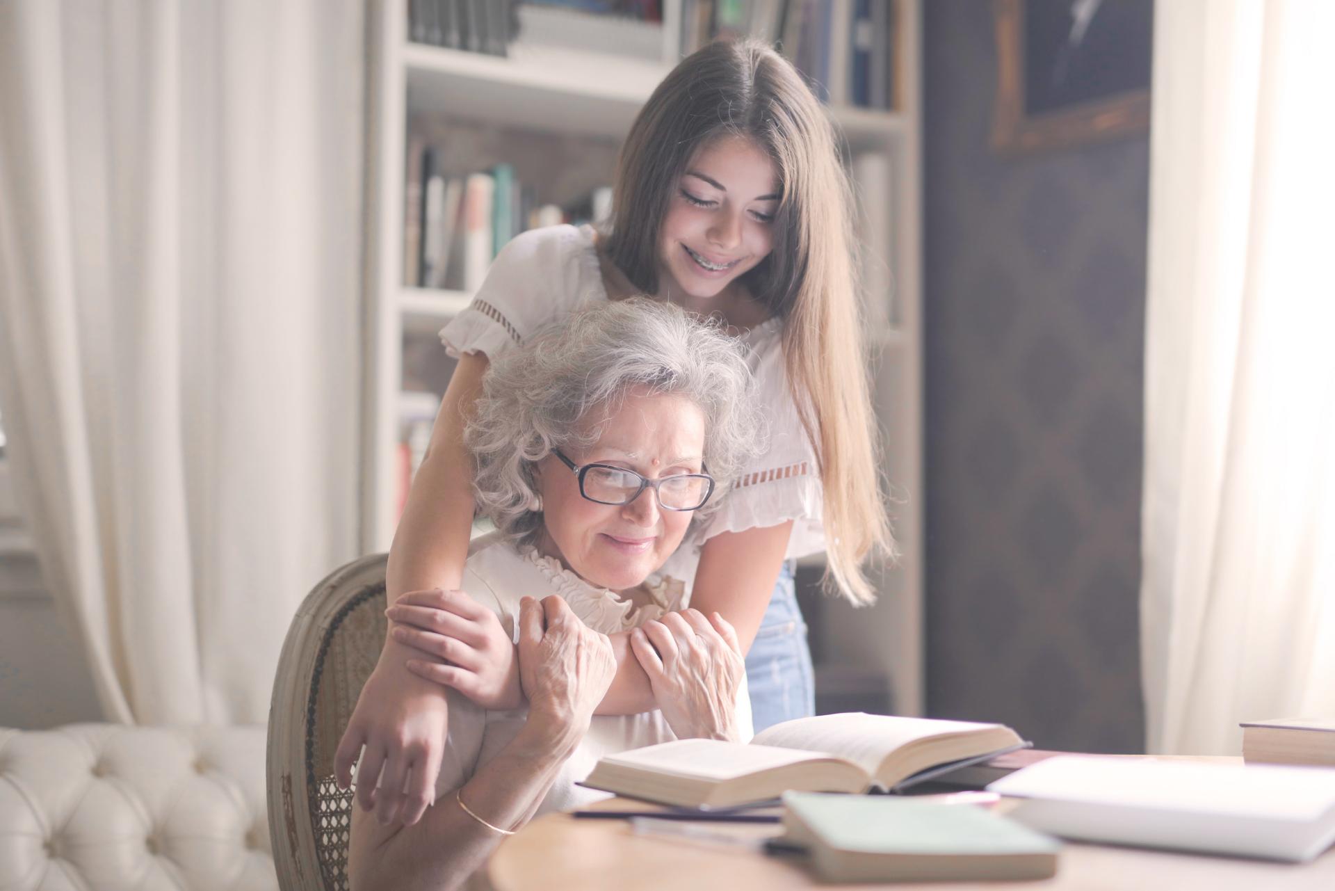 Che diritti vantano i nonni nei confronti dei nipoti nati al di fuori del matrimonio?